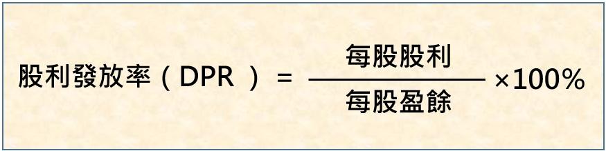 DPR計算公式